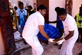 Explosions au Sri Lanka: le bilan s'aloudrit à 207 morts