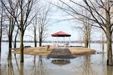Canada: les inondations prennent de l'ampleur dans l'Est du pays