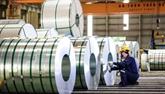 Le groupe Hoa Sen exporte 15.000 tonnes de tôle sur le marché mexicain