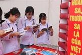 Ouverture de la Journée du livre et de l'exposition sur Hoàng Sa et Truong Sa