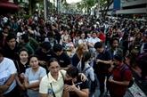 Séisme aux Philippines, au moins cinq morts