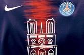 PSG: les 1.000 maillots Notre-Dame vendus en moins de 30 minutes