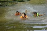 Aide internationale pour prévenir la noyade chez les enfants à Dông Tháp