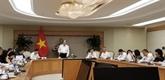 Une réunion au gouvernement pour résoudre les problèmes des entreprises