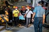 Philippines: les secouristes recherchent des rescapés du séisme qui a fait 11 morts