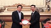 Vietnam - République de Corée: coopération entre Hô Chi Minh-Ville et Ansan