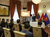 Le ministre Tô Lâm rencontre l'ambassade du Vietnam aux États-Unis