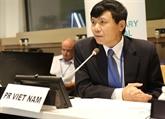 Le Vietnam soutient les efforts pour mettre fin aux violences sexuelles dans les conflits