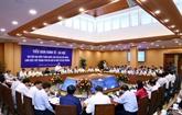 Réunion de la sous-commission des affaires socio-économiques