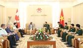 Promotion du partenariat intégral Vietnam - Canada