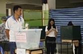 Thaïlande: les résultats des élections générales inchangés par les nouvelles élections