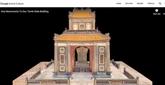 Le tombeau de Tu Duc introduit sur la plateforme Google Arts & Culture