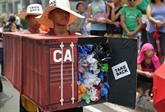 Déchets: les Philippines menacent de déclarer la guerre au Canada