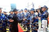 Vietnam et Chine commencent à inspecter la zone de pêche commune