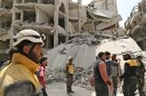 Syrie: dix-huit personnes tuées par une explosion