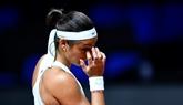 WTA: Caroline Garcia, l'héroïne de la Fed Cup, éliminée à Stuttgart