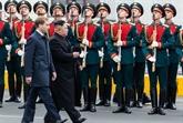 Kim Jong Un à Vladivostok pour un sommet avec Poutine