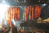 Thit gác bêp, une spécialité du Nord-Ouest