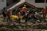 L'Indonésie secouée de nouveau par un séisme de magnitude 5,8