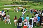 Tournoi de golf de la communauté des Vietnamiens en République tchèque