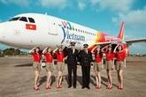 Vietjet Air célèbre le 5e anniversaire de son premier vol vers la Chine