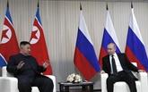 Poutine et Kim qualifient leur rencontre d'
