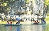 Des grottes et des nappes