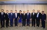 Conditions favorables au partenariat des entreprises vietnamiennes et chinoises