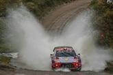 Rallye d'Argentine: Tänak à la faute, Neuville et Ogier en profitent