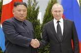 Trump dit avoir apprécié les remarques de Poutine sur la RPDC