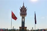Inauguration du 15e Monument d'amitié Vietnam - Cambodge à Banteay Meanchey