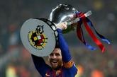 Le Barça de Messi gagne la Liga et règne sans partage