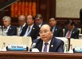 Le Premier ministre Nguyên Xuân Phuc rentre de Chine