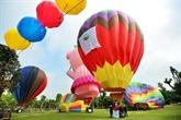 Festival international de montgolfière de Huê 2019 
