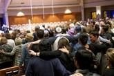 Une synagogue californienne attaquée: un mort, trois blessés
