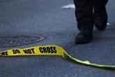 États-Unis/fusillade à Baltimore: un mort et sept blessés
