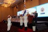 Clôture de la 74e Assemblée générale et du Congrès du CISM à Hô Chi Minh-Ville