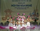 Un concours artistique saluant l'Année croisée Vietnam - Russie