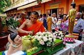 Nguyên Xuân Phuc souhaite une bonne fête de Chol Chnam Thmay