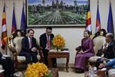 Vietnam et Cambodge coopèrent pour promouvoir la liberté de religion