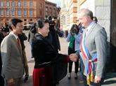 Vietnam et France estiment leur coopération décentralisée
