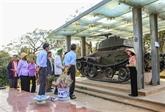 Restauration des vestiges du champ de bataille de Diên Biên Phu
