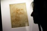 Italie: une mèche de cheveux de Léonard de Vinci exposée pour la 1re fois