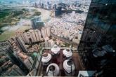 Inauguration de la plus haute terrasse d'observation d'Asie du Sud-Est