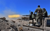 Des cellules dormantes de l'État islamique lancent une attaque à Raqqa