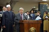 L'Égypte est un partenaire fondamental de l'ONU en matière de paix