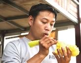 Duong Hoàng Thông, artiste sur bougies