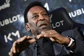 Pelé hospitalisé à Paris pour une infection urinaire