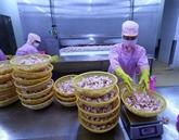 Rebond des exportations nationales de crevettes vers le Japon