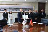 Accord sur loctroi de bourses sud-coréennes aux étudiants vietnamiens